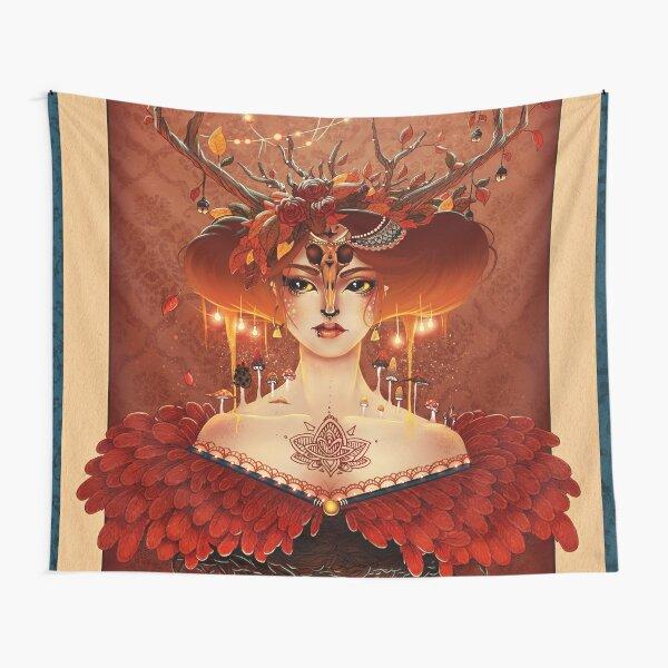 Autumn Spirit  Tapestry