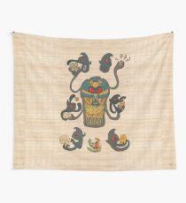 Cofagrigus & Yamask Wall Tapestry