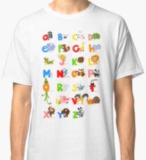ABC (english) Classic T-Shirt