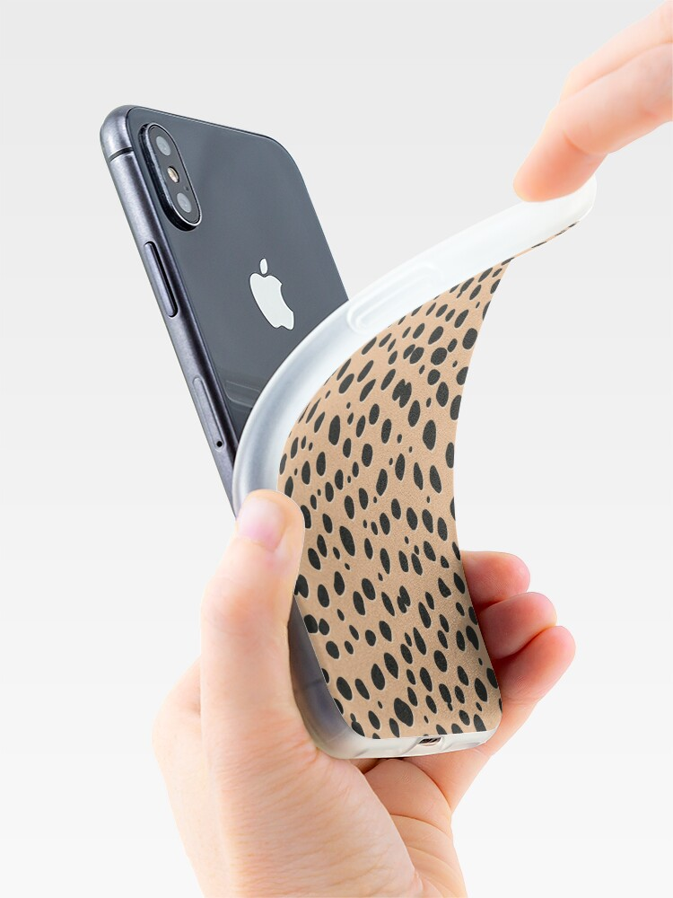 Alternate view of LEOPARD iPhone Case & Cover