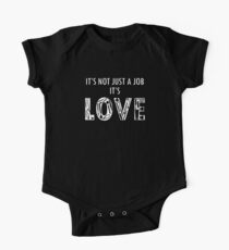 Dentist T-shirt & Gift Idea Occupations Short Sleeve Baby One-Piece