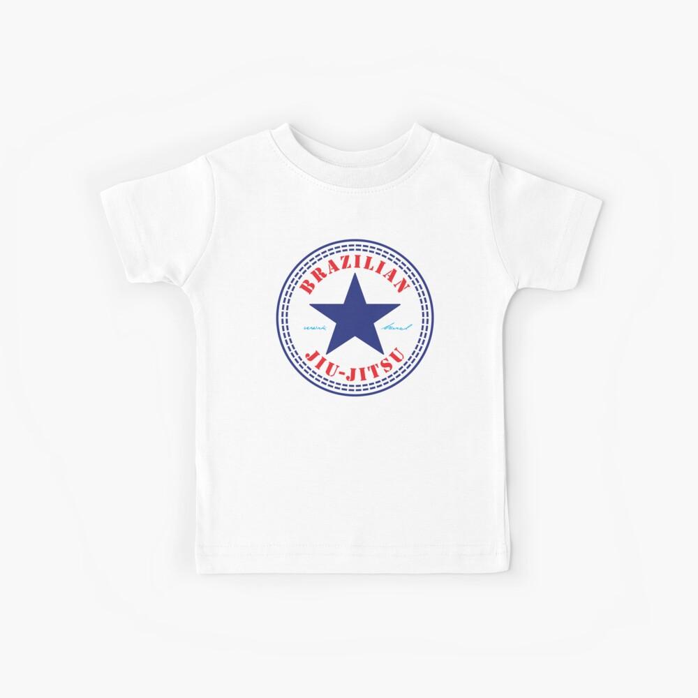 Brasilianisches Jiu Jitsu Kinder T-Shirt