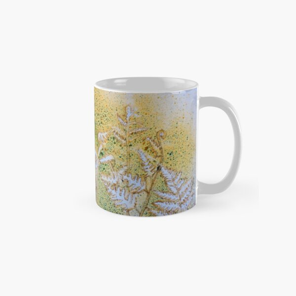 Ferns and Ink Classic Mug