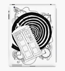 And somewhere in the universe the teas getting cold.  iPad Case/Skin