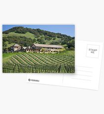 Winery  Postcards
