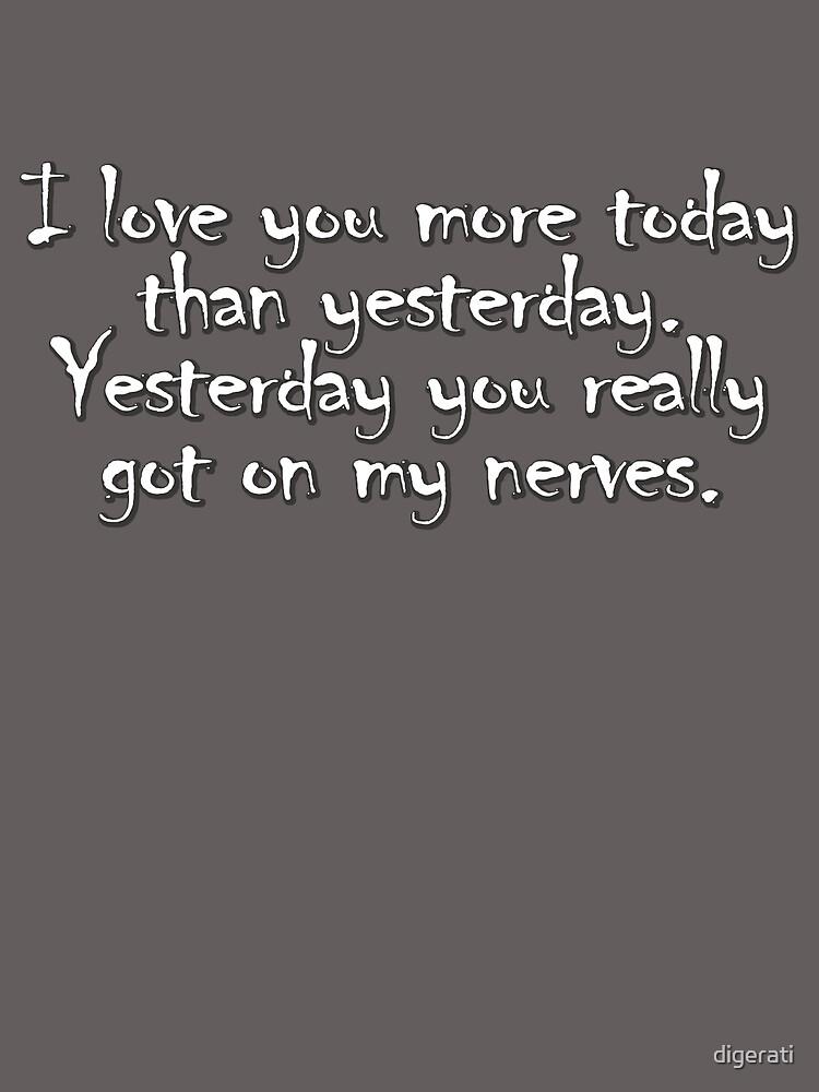 amour blog ich liebe dich heute mehr als gestern