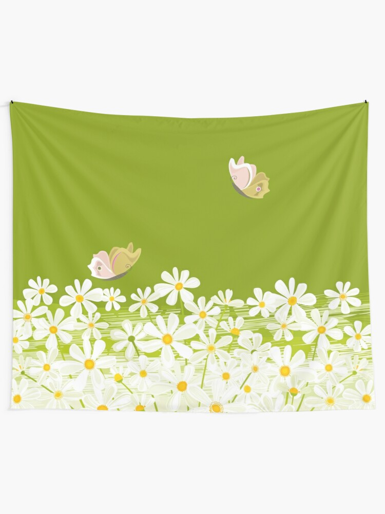 Alternate view of Summer Wall Tapestry