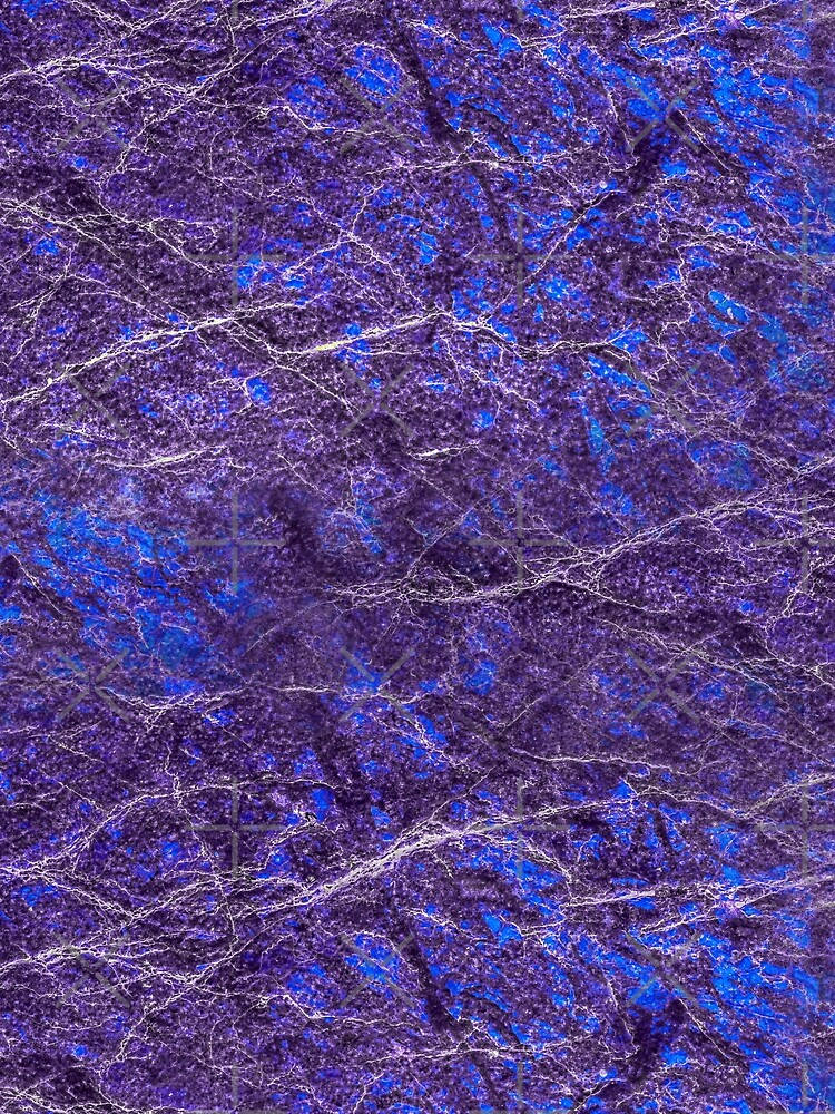 Violet blue marble color fancy by nobelbunt