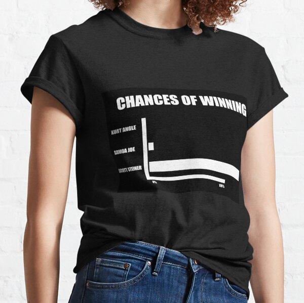 Scott Steiner Math Classic T-Shirt