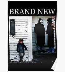 Brand New - Poster