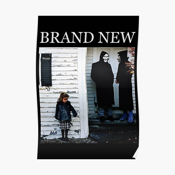 Brand New - Poster