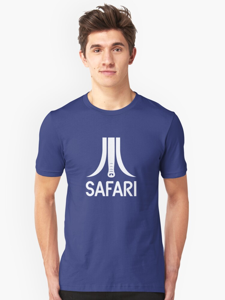 Atari Safari by Chris Wahl