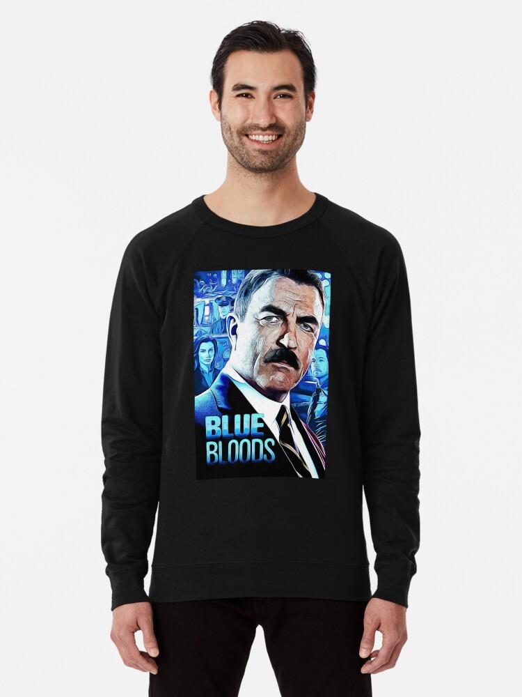 Tom Selleck Blue Bloods | Lightweight Sweatshirt