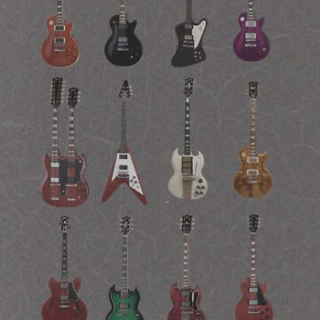 Gibson Classics by chrisrodgers86