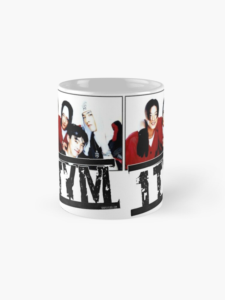 Alternate view of 1tym smiles 원타임 90s kpop Mug