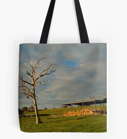 Rowsely Valley Farm Tote Bag