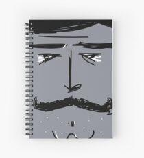 Manolios Spiral Notebook