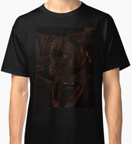 Millys Porträt Classic T-Shirt
