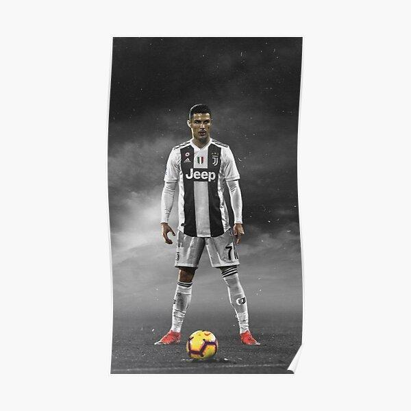 Cristiano Ronaldo Mejor Juventul Player Póster