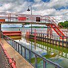 Tenney Park Locks by ECH52