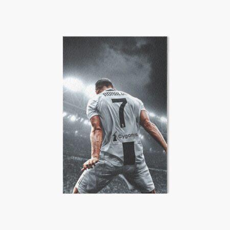 Cristiano Ronaldo Fantástico Jugador Lámina rígida