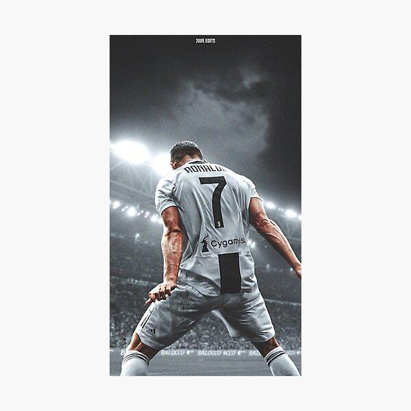 Cristiano Ronaldo Fantastic Player Photographic Print