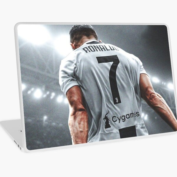 Cristiano Ronaldo Fantastic Player Laptop Skin