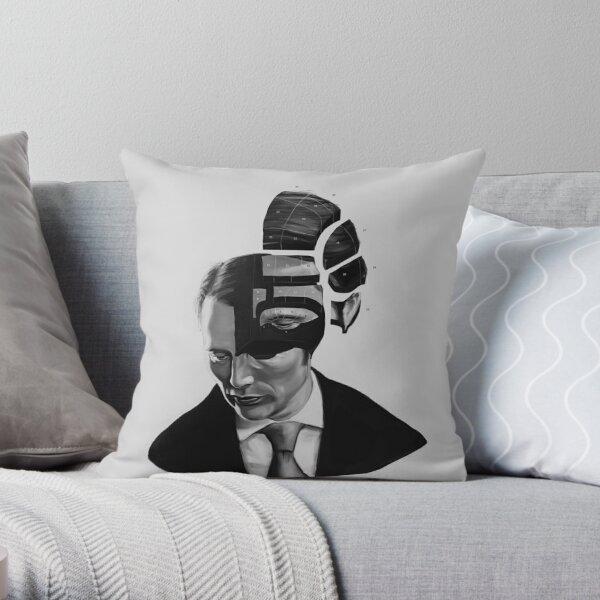 Hannibal Lecter Phrenology Cojín