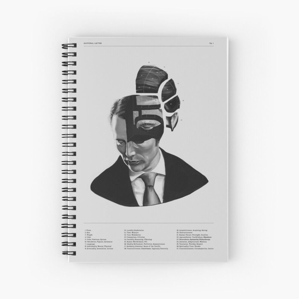 Hannibal Lecter Decal FREE US SHIPPING