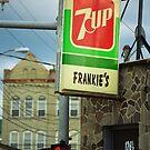 Frankie's Tavern, Binghamton, New York by Frank Romeo
