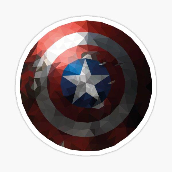 The First Avenger Sticker