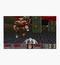 Doom Mission Photographic Print