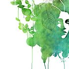 Inside Green by Kristina Fekhtman