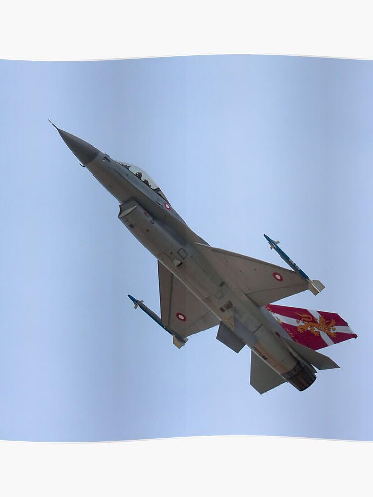 F16 MLU Royal Danish Air Force
