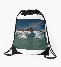 Perito Moreno Glacier, Argentina Drawstring Bag