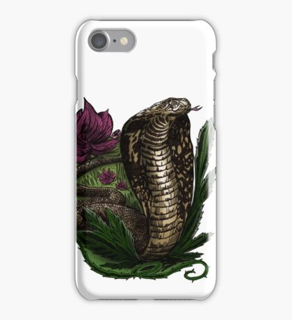 Cobra iPhone Case/Skin