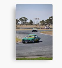 The HQ Chase Canvas Print