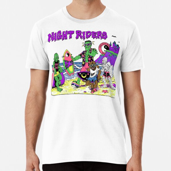 Night Riders Premium T-Shirt