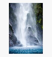 Wraiths of the Falls Photographic Print