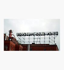 Utica Club Ale Photographic Print