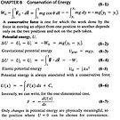 #Calculus-Based #Physics I, Chapter 8 #Formulas, Conservation of #Energy, Part 1 by znamenski