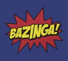 Bazinga - I Gotcha