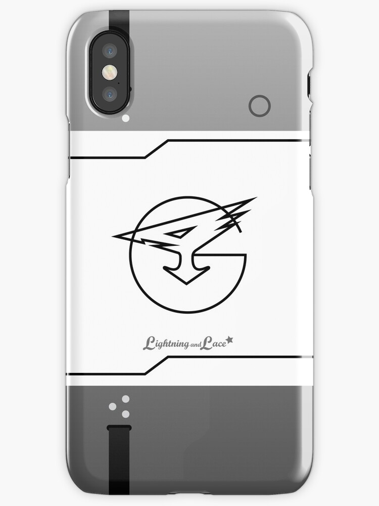 Gatchaman Crowds Note Phonecase - Hajime by Lightning and Lace - E M