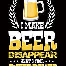 Savvy Turtle I Make Beer Disappear by SavvyTurtle
