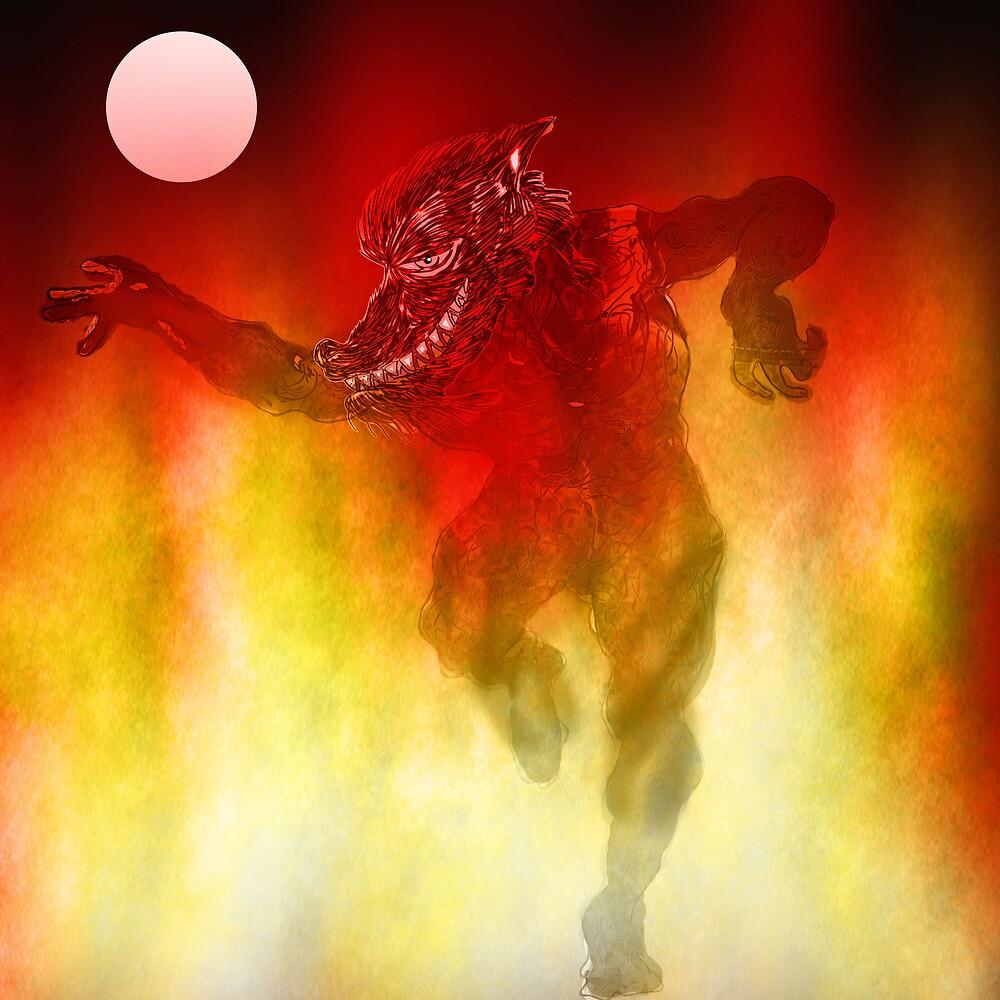 Wolfsbane. by Grant Wilson