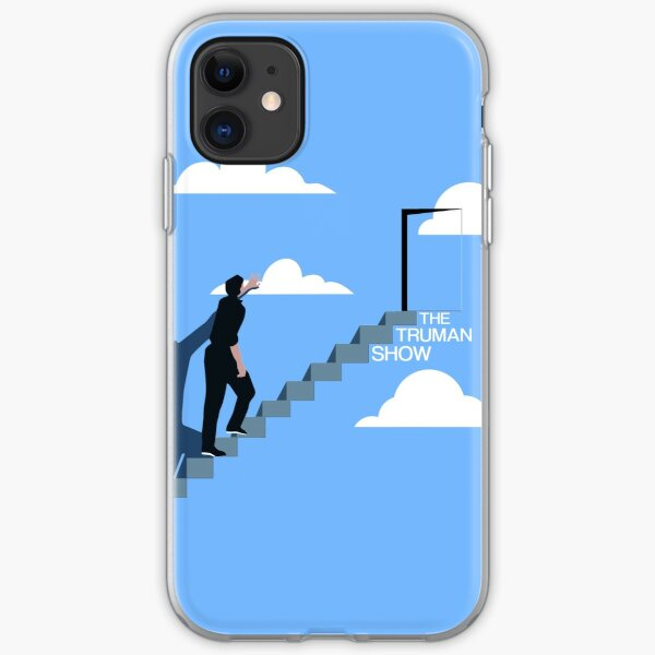 Steps to liberty - Truman Show iPhone Soft Case