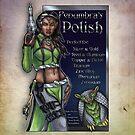 Penumbra's Polish by Bobbie Berendson W by Bobbie Berendson W
