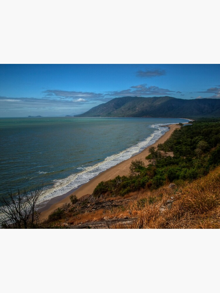 Panoramic view from Rex lookout, Queensland by rapis60