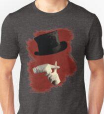 Camiseta unisex Escribo pecados no tragedias