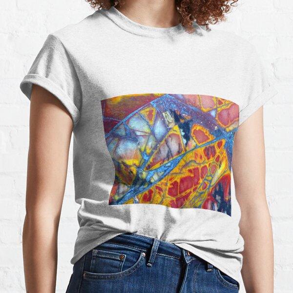 Dragonfly Wing (Cherry Creek Jasper) Classic T-Shirt
